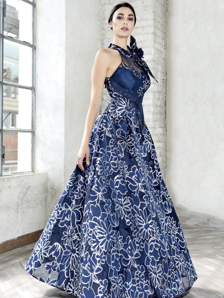 Abiti Da Cerimonia Donna.Abito Da Cerimonia Donna Musani Couture Laura Romagnoli Atelier