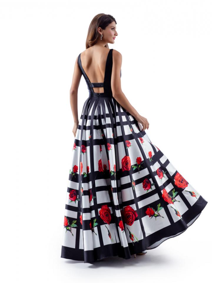 check out 59112 e095d Vestito da cerimonia donna Venus Bridal   Laura Romagnoli ...