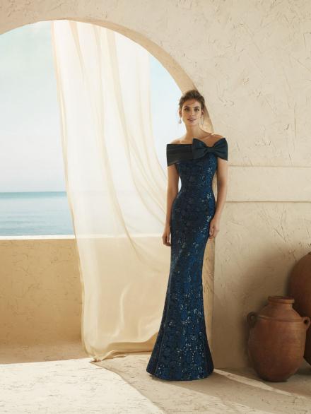 Vestito da Cerimonia Donna MARFIL by Rosa Clarà