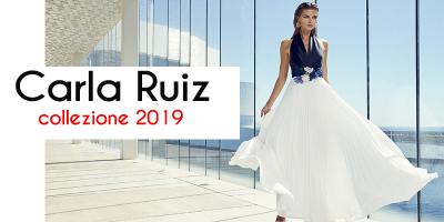 Women's Wedding Dresses Carla Ruiz 2019